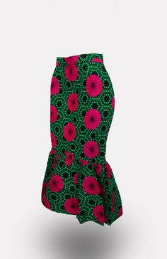 Original Chinero Nnamani African Wax Print, Reversible, Dress, cotton/ 152 Made with Love in Nigeria African Print Skirt, African Print Dresses, African Print Fashion, Africa Fashion, African Wedding Attire, African Attire, African Wear, African Dresses For Women, African Fashion Dresses