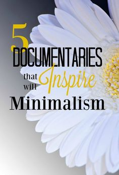 Ready to take the plunge into minimalism? These documentaries are great inspirat… Ready to take the plunge into minimalism? These documentaries are great inspiration for helping you get there! Minimalist Lifestyle, Minimalist Decor, Minimalist Kitchen, Minimalist Bedroom, Minimalist Quotes, Minimalist Interior, Modern Minimalist, Minimalist Design, Minimalism Living