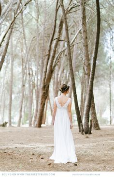 The Enchanted Forest {Wedding Inspiration} @The Pretty Blog