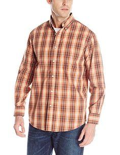 Haggar Men's Long Sleeve Poplin Shirt for only $24.99