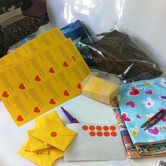AgnesRasta Fazendo pacotes