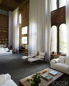 Barcelona Decor - Ricardo Bofill Architecture - ELLE DECOR