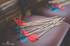 Vinca Design, France inspired wedding, paper straw, photobooth props, mustache, glasses, lips // francia esküvő, papírbajusz, papírszemüveg, papírszáj Bobby Pins, Washer Necklace, Wedding Inspiration, Hair Accessories, Beauty, Jewelry, Design, France, Jewlery