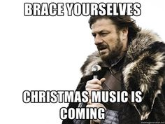 When Christmas music makes you want to kill yourself: | The 22 Most Soul-Crushing Things About Working Retail