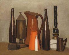 Giorgio Morandi: Natura morta, 1938…