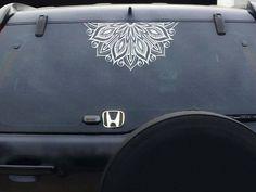 Hawaii Sunset Beach Rear Window Decal Graphic Sticker Car Truck SUV Van 475
