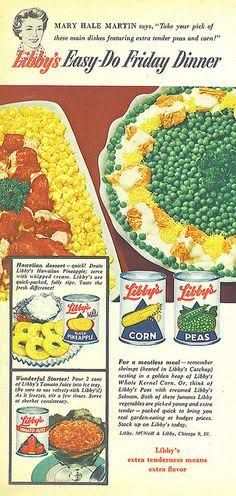「1950s frozen thanksgiving」の画像検索結果