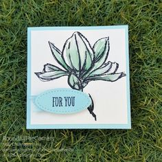 Remarkable You stamp set by Stampin' Up