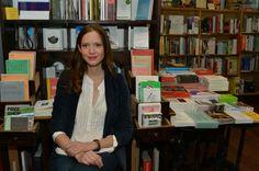 Sarah McNally in her Manhattan store. Photo: Yvonne Brooks