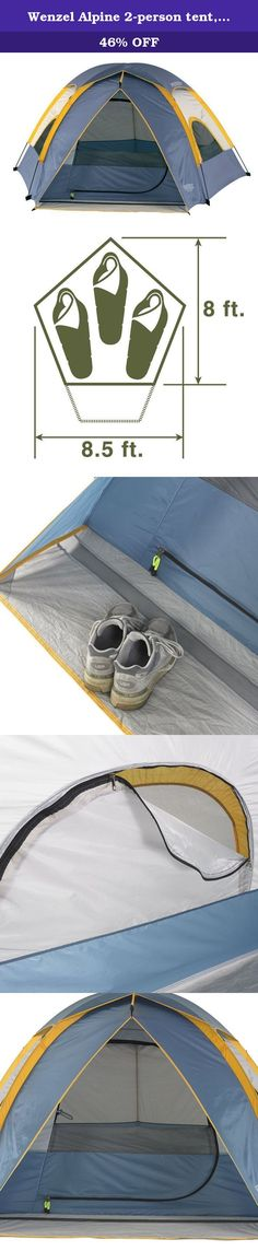 Wenzel Alpine 2-person tent an ideal tent choice (and top-reviewed & Terra Nova Superlite Voyager 2 Person Tent 2 Person. FEATURES of ...