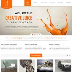 Wise Guys WordPress Theme | Best WordPress Themes 2013