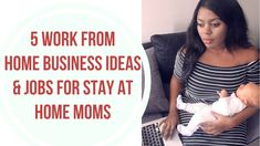 This video talks about Work from Home Business Ideas and Jobs for Stay at Home Moms. Business ideas for stay at home moms,home business ideas,work from home,home business ideas,stay at home mom jobs,work at home jobs for moms,stay at home mom jobs,work from home jobs for mums,side jobs from home ideas,ideas for stay at home moms to make money at home and extra income ideas for working moms