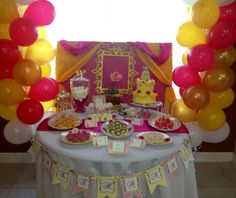 Beauty and the Beast Birthday Party Ideas | Photo 11 of 31 | Catch My Party