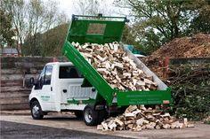 2 Cubic Metre bags of Seasoned Hardwood Logs    Got a wood burner but struggling to find fuel? Great prices at Grange Farm Logs, delivered to your door! #woodburner