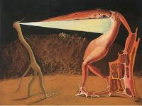 The haunting surrealism of Victor Brauner Victor Brauner, Georges Pompidou, Francis Picabia, Max Ernst, Georges Braque, Famous Art, Man Ray, Fantastic Art, Awesome
