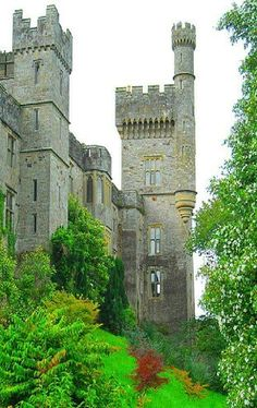Lismore Castle, County Waterford, Ireland