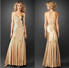 vestidos dourados de madrinha - Google Search