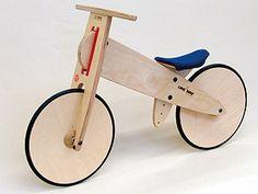 LIKEaBIKE Race Balance Bike - Blue