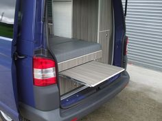 evolution campervan interiors - VW T4 Forum - VW T5 Forum