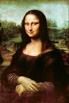 Mons Lisa, La Gioconda. High quality vintage art reproduction by Buyenlarge. One of many rare and wonderful images brought forward in time. I hope they bring you pleasure each and every time you look