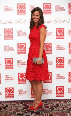 Pippa Middleton Photos: Arrivals at Roll Out the Red Ball