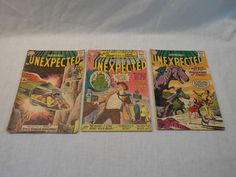 Tales of the Unexpected Comic Book LOT  FB: http://www.smarturl.it/r0xm7t Twitter: @HFToysEbay ebay: http://stores.ebay.com/hf-toys