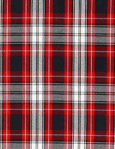 Plaid Fabric 610