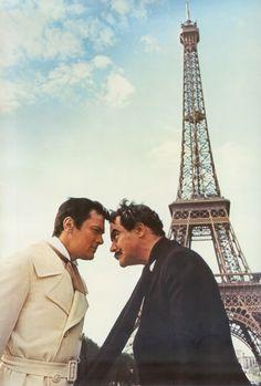 Tony Curtis and Jack Lemon