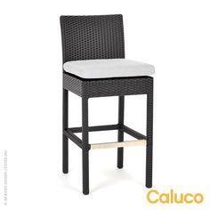 Dijon Bar Chair by Caluco available at LoftModern.com #outdoorfurniture #caluco #dijon