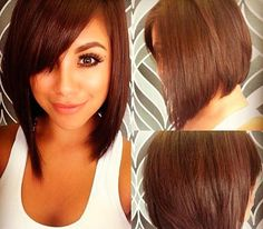 Kind of wanting to get a bob again..hmm?
