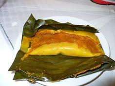 El Tamal de Pipián es típico de Popayán(Cauca), se diferencia de los demás no solo por su tamaño mas pequeño sino también porque su ingred...