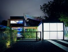 Annie Residence, Austin, United States  by: Bercy Chen Studio LP