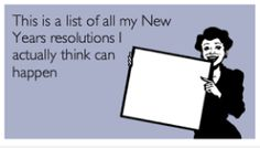 How to make Resolutions have sticking power.