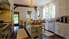 """the real """"it's complicated"""" house kitchen"""