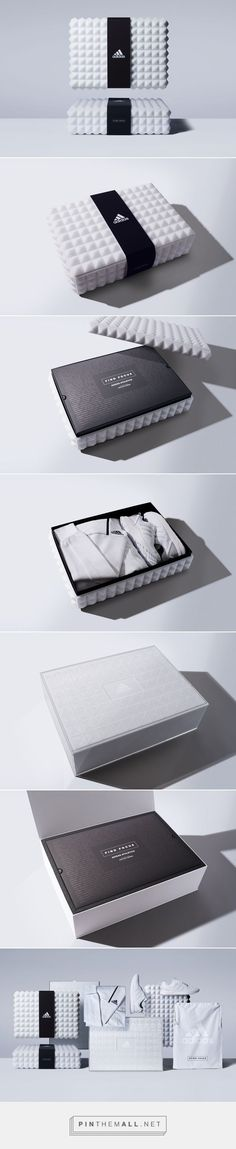 Adidas Athletics on Packaging of the World - Creative Package Design Gallery - created via pinthemall.net