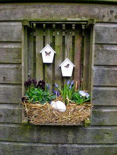 Kreatív kert - Kreatív otthon: Manó kert lépésről lépésre. Mini Garden.