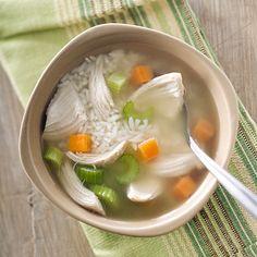 Broth - 30 Foods Under 40 Calories, with Recipes - Health.com