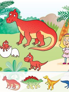 Zábavné aplikace pro iPad, iPhone, Android a web - Můj DinoPark Red Riding Hood, Fun Games, Kids And Parenting, Parents, Ipad, Android, Animation, Iphone, Children