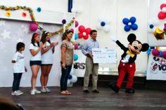 Los pasados días 9 y 10 de junio tuvo lugar una nueva edición del Mercadillo Solidario de Disney Voluntears, organizado por la compañía Disney enel centro de ocio Heron City. Los fondos recaudados se destinaron a Cooperación Internacional ONG.