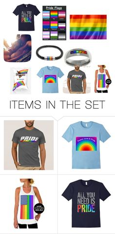 """""""LGBT pride"""" by emo-skater-8 ❤ liked on Polyvore featuring art"""