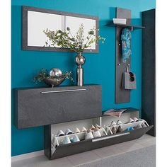 new Ideas house entrance bench entryway Entrance Decor, House Entrance, Entryway Decor, Entrance Ideas, Entryway Ideas, Entryway Shoe Storage, Entryway Mirror, Entryway Hooks, Storage Mirror