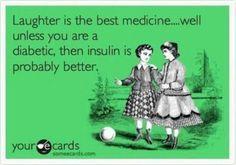 Diabetes Humor