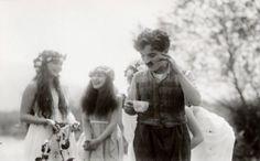 Charlie Chaplin's Silent Immitation