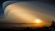 Sunrise in Sancerre © Alain Reynaud Canon 5D MK III