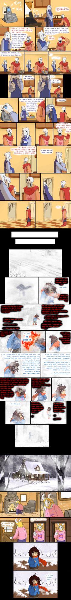 Endertale - Page 24 by TC-96.deviantart.com on @DeviantArt