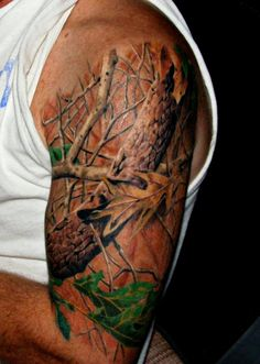 Realtree Tattoo