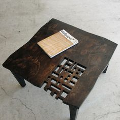 AD Block // Coffee Table