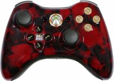 Amazon.com: Xbox 360 Master Mod with Adjustable Rapid Fire and over 20 Mods Compatible with Call of Duty: Ghosts and Gears of War 3: Video Games #customcontroller #custom360controller #moddedcontroller #Xbox360controller