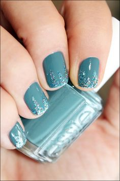 they have the best nail ideas ever <3  I have this polish!! it is amazing