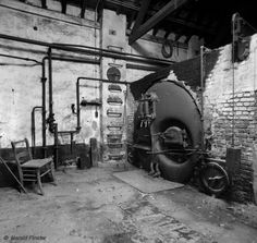 old boiler rooms | ... the early part of the 20 th century the coal fired boilers of the old